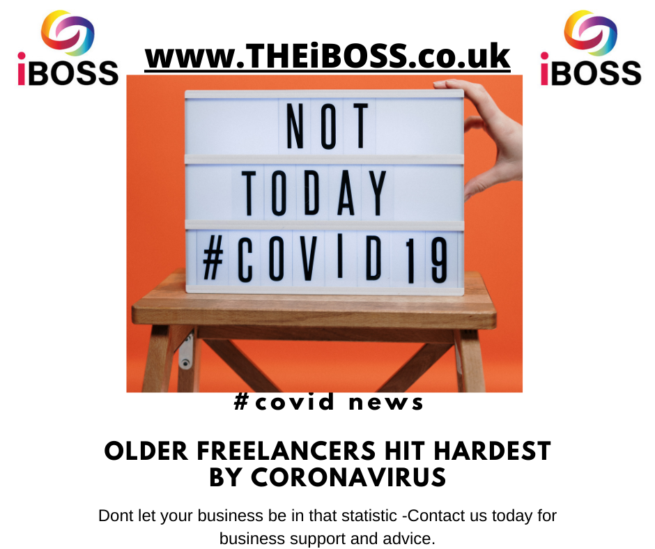 iBOSS Covid news Business support and mentoring